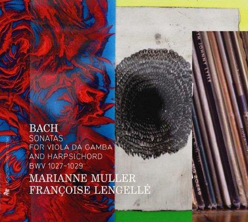 Gamba Sonatas (Bach: Sonatas for viola da gamba and harpsichord, BWV 1027-1029)