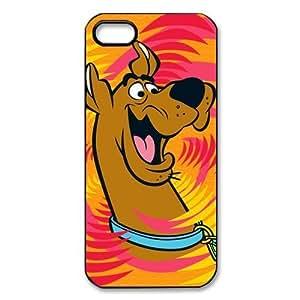 Customize Cartoon Scooby Doo Back Case for Apple iphone 5,5S JN5S-2030 by icecream design
