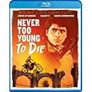 Never Too Young to Die (Bluray/DVD Combo) [Blu-ray]