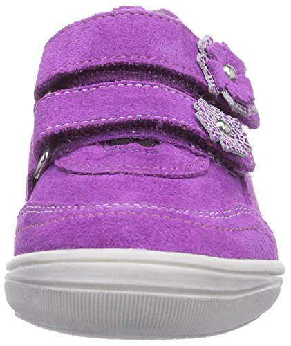 Richter Kinderschuhe Dandi 3035-521 Mädchen Sneakers Violett (chrysant/fuchsia  3411)