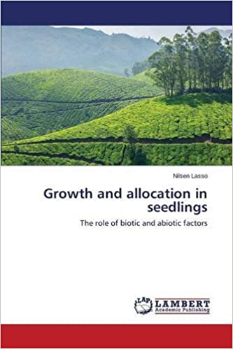 Book Growth and allocation in seedlings