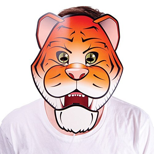 Tobar Tiger Talking Head Moving Mask 21202