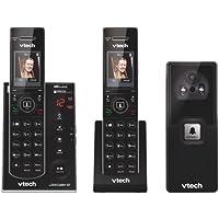 VTECH IS7121-2 DECT 6.0 2-Handset Video Doorbell Landline Telephone