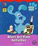 Blue's Art Time Activities