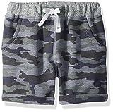 mud pie boy 3t - Mud Pie Baby Boys Camo Elastic Waist Pull On Shorts, Green, MD/2T-3T