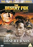 The Desert Fox / The Desert Rats (2 Disc Box Set) [DVD]