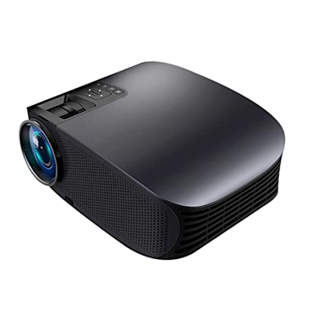 WANGOFUN Proyector portátil de película, Mini proyector, línea de ...