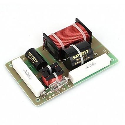 250W Crossover Filtros Divisor de frecuencia