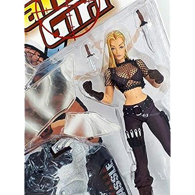 Danger Girl 1999 J. Scott Campbell's Action Figure - Natalia Kassle: Toys & Games