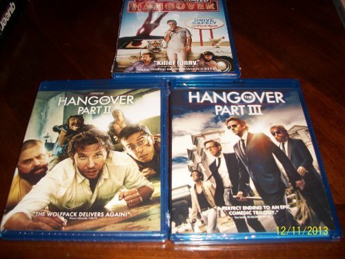 The Hangover Season 1, 2, & 3