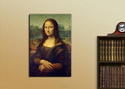 Mona Lisa by Da Vinci Famous Painting Wall Decor