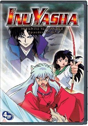 Inuyasha Seasons 1-7 Complete Series