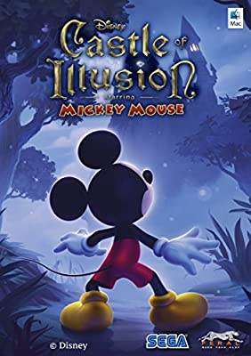 Castle of Illusion - Starring Mickey Mouse [Online Game Code]