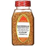 Marshalls Creek Spices Taco Seasoning, No Salt, 11 Ounce