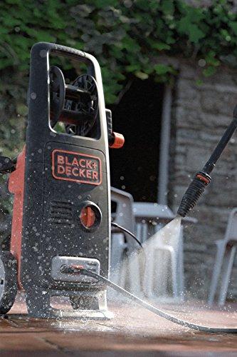 Black+Decker BXPW2200PE Idropulitrice ad Alta Pressione con Patio Cleaner Deluxe e Spazzola Fissa (2200 W, 150 bar, 440 l/h) 7 spesavip