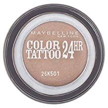 Maybelline Eye Studio Color Tattoo 24hr Eye Shadow - On & On Bronze