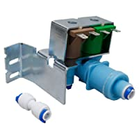 Edgewater Parts 2188746 Water Inlet Valve for Icemaker Compatible with Whirlpool or Kenmore Ice Maker