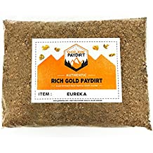 Goldn Gold Paydirt Eureka Panning Pay Dirt Bag – Gold Prospecting Concentrate