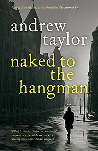 book cover of Naked to the Hangman