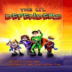 Lil' Defenders Audiobook