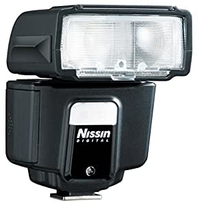 Nissin Digital N080 - Flash con zapata para Fujifilm, negro