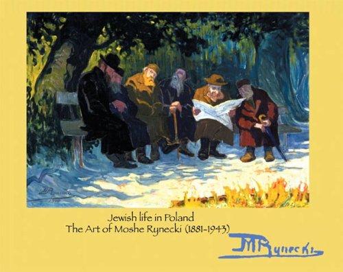 Jewish life in poland the art of moshe rynecki 1881 1943 moshe jewish life in poland the art of moshe rynecki 1881 1943 moshe rynecki 9781412077392 amazon books fandeluxe Gallery