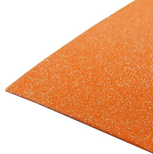 Used, Mikash 12 x 18 Glittered Foam Sheets Crafts DIY Wedding for sale  Delivered anywhere in USA