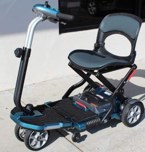 EV Rider Transport Plus - Manual Folding Mobility Scooter