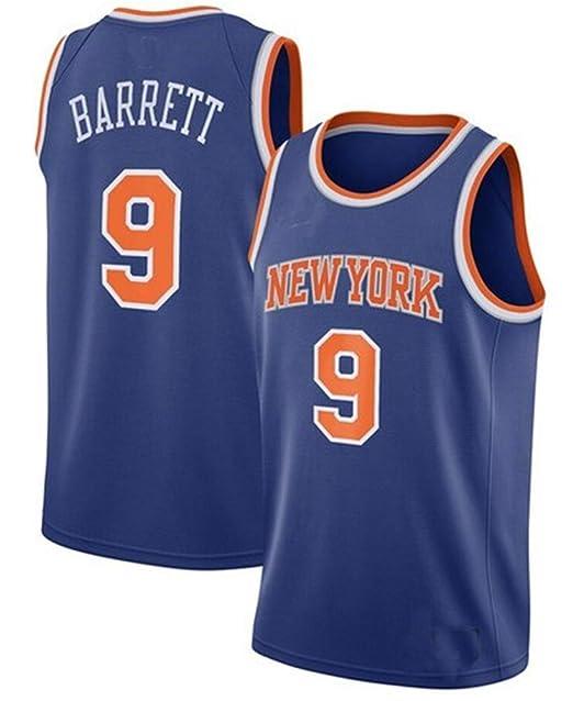 HS-XP Camiseta de Baloncesto para Hombre Barrett # 9 Ropa ...