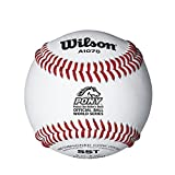 Wilson A1075 Baseball, Pack of 12