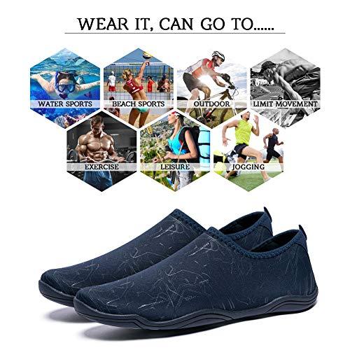 Hommes Sports Bateau Nager Shoes Rapide Schage Surfer Lgers st Bleu Water Marcher Navigation Madaleno Plonge Conduite Jardin Chaussures Aqua Plage Yoga qpY1wEv
