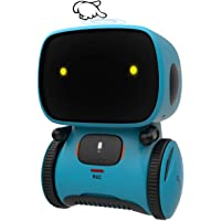 REMOKING Robot Toy for Kids,STEM Educational Robotics,Dance,Sing,Speak,Walk in Circle,Touch Sense,Voice Control, Your…