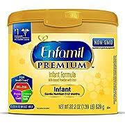 Enfamil Premium Infant Pwdr Size: 22.2 Oz (4 tubs)