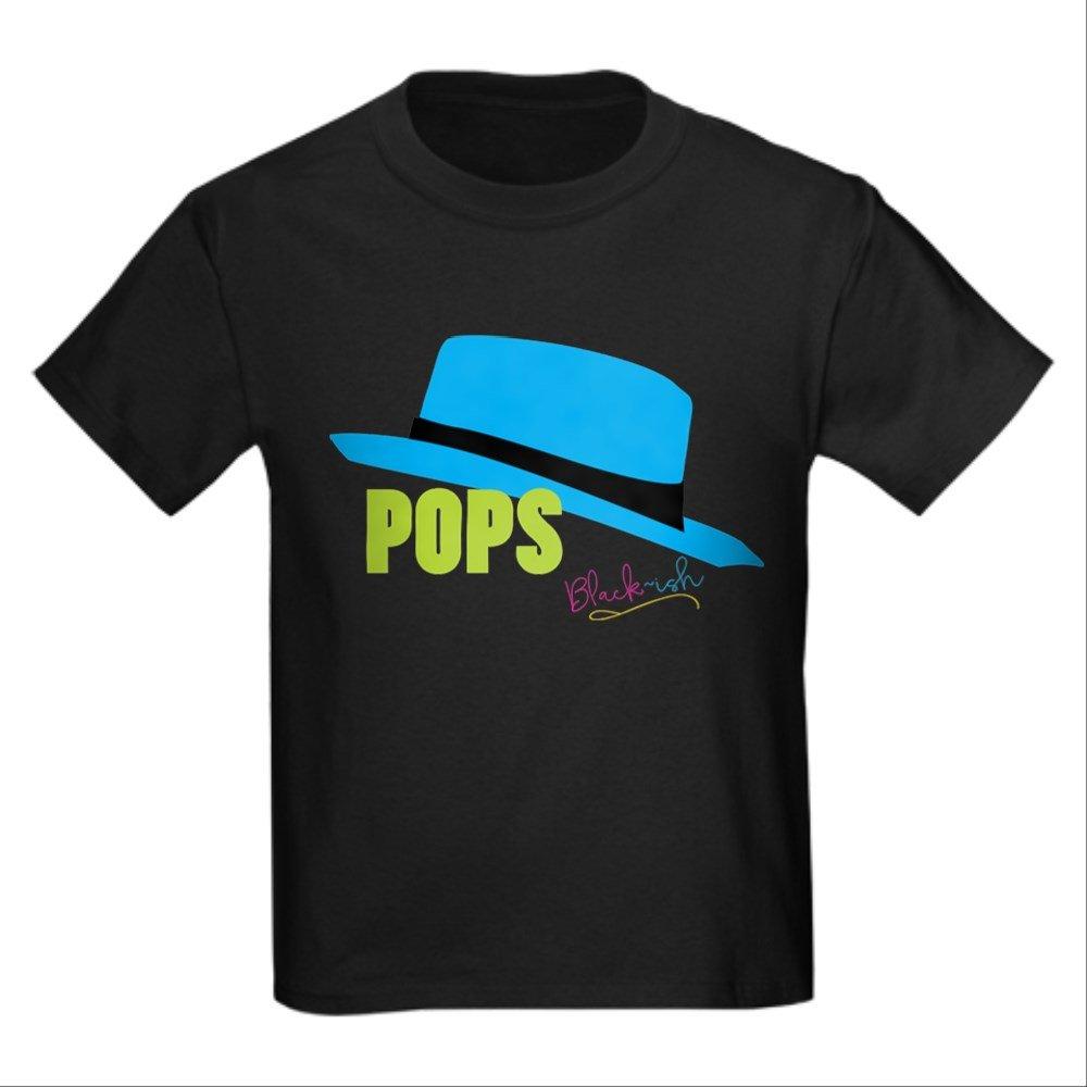 b5893534 Amazon.com: CafePress - Black-Ish Pops Hat T-Shirt - Kids Cotton T ...