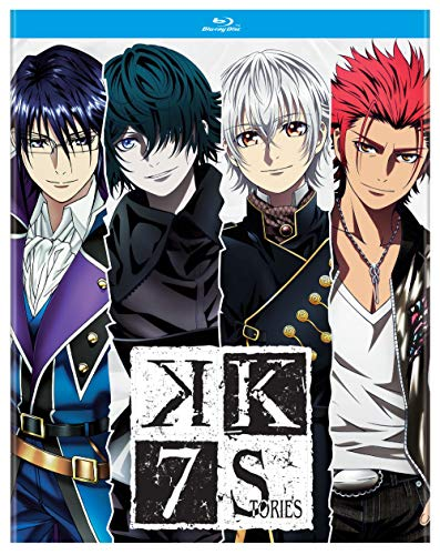 K: Seven Stories (BD) [Blu-ray]