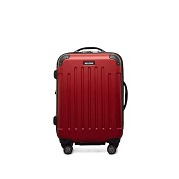 """b3da6cdcd Image Unavailable. Image not available for. Color: Kenneth Cole Reaction  Renegade 20"""" Hardside Expandable 8-Wheel Spinner Carry-on Luggage"""