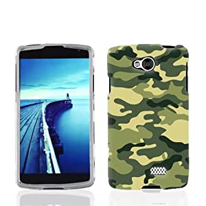 For ZTE Speed Green Camo Case Cover