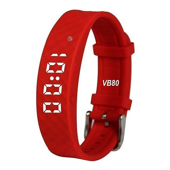 eSeasongear VB80 8 Reloj vibrador, Alarma silenciosa para ...