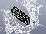 HRH Swedish Language Silicone Keyboard Cover Skin