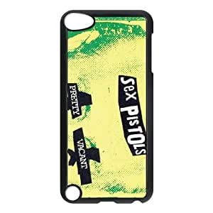 Pop Band Poster Sex pistols Hard Plastic phone Case Cover FOR Ipod Touch 5 FAN304528