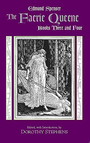 The Faerie Queene, Books Three and Four (Bk. 3 & 4) by Brand: Hackett Pub Co
