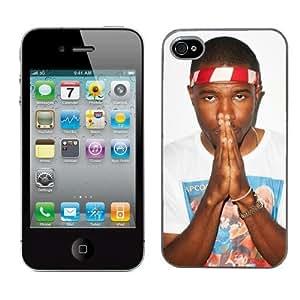 Frank Ocean cas adapte iphone 4 et 4s couverture coque rigide de protection (2) case pour la apple i phone