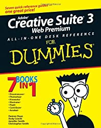 Adobe Web Suite CS3 All-in-One Desk Reference for Dummies (For Dummies)