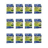 PIC C412 Mosquito Repellent Coils (12 Packs of 4)
