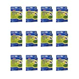 PIC C412 Mosquito Repellent Coils (12 Packs of 4)