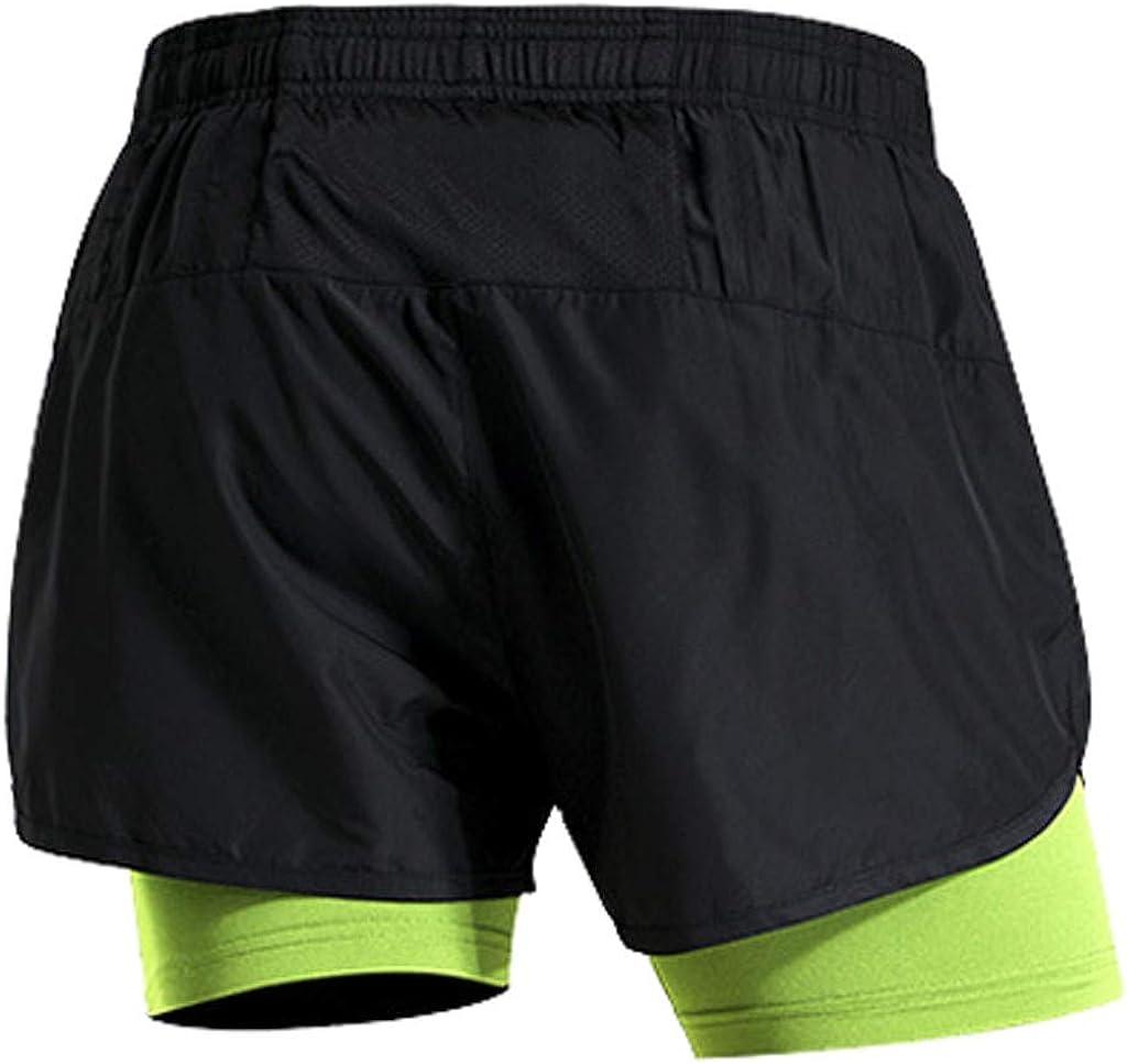 aliveGOT Mens Active Workout Shorts Bodybuilding Running Training Jogging Pants