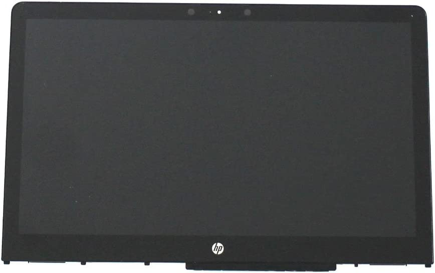 Simda- 15.6 FHD LCD Touch Screen Assembly W/Bezel for HP Pavilion x360 15-BR000 15-BR077NR 925711-001