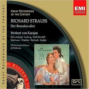 Strauss - Der Rosenkavalier / Schwarzkopf · Ludwig · Karajan