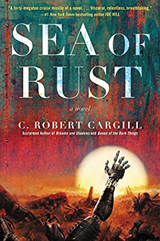 book cover of Sea of Rust