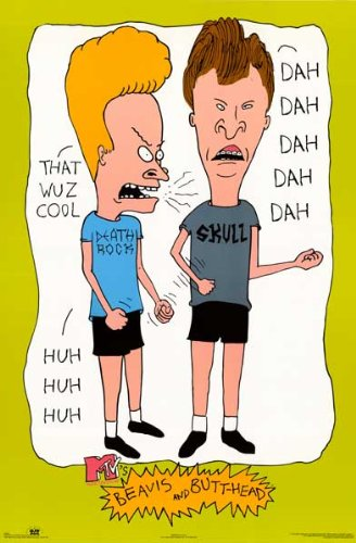beavis-and-butthead-mtv-23x35-poster